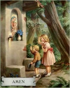 Since a small child we have made a shrine in the month of a May for Our Blessed Mother Mary.I offer up one rosary each day for those in need. Thank you Mother Mary and for Eric.our son! Catholic Art, Catholic Saints, Religious Art, Religious Pictures, Jesus Pictures, Blessed Mother Mary, Blessed Virgin Mary, Queen Mother, Prayers To Mary