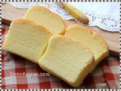 Condensed Milk COTTON CAKE 5 Bahan Smooth & Silky Recomended recipe step 13 photo Asian Desserts, Sweet Desserts, Bolu Cake, Ogura Cake, Resep Cake, Cotton Cake, Recipe Steps, Indonesian Food, Breakfast For Dinner
