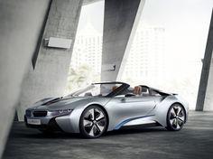 BMW i8 Concept Spider