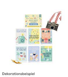 Milestone Babys Erster Special Moments Foto & Camcorder Urlaub Baby Neu Bücher