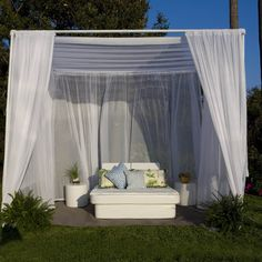 Shop La-Fete Designs  SPA Outdoor Club Now Collection at ATG Stores. Browse our outdoor daybeds, all with free shipping and best price guaranteed.