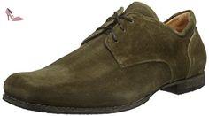Guru, Chaussures derby homme - marron - Braun (ESPRESSO 41)Think