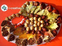 paleta podzimu - podzimní tvoření