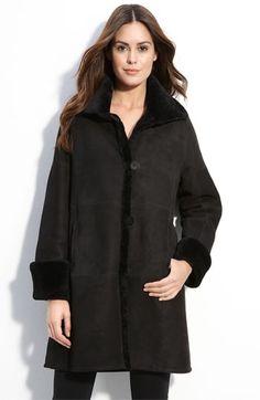 Coats Shops and Shearling coat on Pinterest