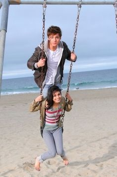 Image of say ok for fans of Zac Efron & Vanessa Hudgens.