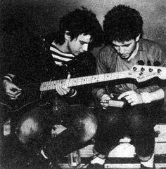 Robert and  Simon