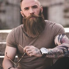 Beard and Company's all-natural beard and hair care products are made in the Rocky Mountains in Colorado and are formulated to grow, repair, and strengthen beards.