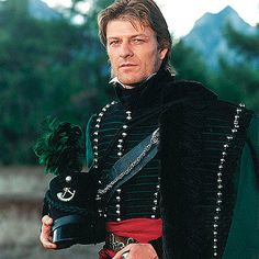 Sean Bean is a pirate! Not really, but a rather violent ...