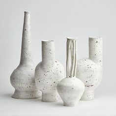 Visit Notting Hill arts venue Flow Gallery for White Show, an exhibition of ceramics, glassware and jewellery by contemporary artists