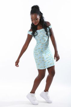Short Sleeve Dresses, Dresses With Sleeves, Bardot, Shirt Dress, T Shirt, Collection, Fashion, Supreme T Shirt, Moda