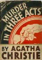 Three Act Tragedy by Agatha Christie - Reading this right now...