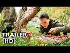 ANNIHILATION Official Trailer (2018) Natalie Portman Adventure Movie HD - YouTube