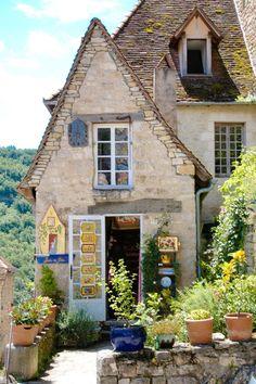 Rocamadour, Midi-Pyrenees, France