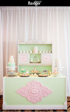 CUPCAKE STATION: Maddy K Party Stations available exclusively at www.joesprophouse.com