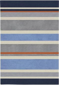 The multicolored pattern and medium pile of this polyester hand-tufted rug make it an ideal area or accent rug for any room in your home where you need a bit of warmth and comfort with some design flair. Your kids will certainly want one in their rooms.