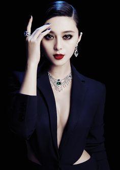 fassys:  Fan Bingbing for Cartier
