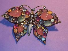 Iradj Moini Butterfly Pin - Ebay