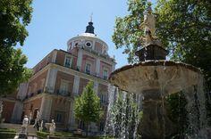 스페인 아랑훼즈 궁전