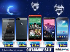 Special Offer For You Guys ... Check Out for this ... http://mobileshop.ae/clearance-sale