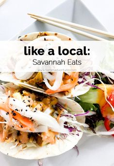 Like A Local Savannah Georgia Eats