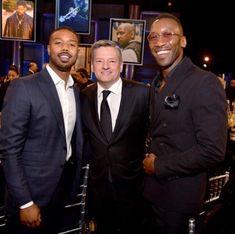 Michael Bakari Jordan, Lifetime Achievement Award, Denzel Washington, Awards, Jordans, Instagram, Night, Amazing, Dark Beauty