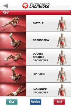 Core workout that will show you real results