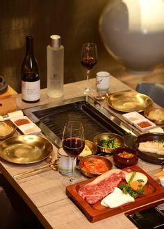 PARIS 3 rue des Tournelles) - Soon Grill, le barbecue coréen qui en jette Resto Paris, Restaurant, Asian Recipes, Grilling, Bons Plans, Tiramisu, Facebook, Food, Photos