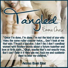 Tangled (Emma Chase) - completely written from Drew's point of view which is very nasty at times but very funny!