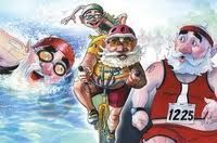 Merry Christmas To All You Triathletes