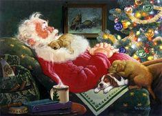 SANTA+CLAUS+%2C+CHRISTMAS+PICTURES+6.jpg 800×574 pixels