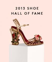 The 2013 Shoe Hall Of Fame