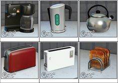 Decorative Accessories for Kitchens 18 by Sandy - Sims 3 Downloads CC Caboodle