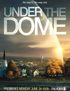 Under The Dome (TV series, June Stephen King just gets better with age! I Love Series, Tv Series 2013, Best Series, Drama Series, Movies And Series, Movies And Tv Shows, Tv Series To Watch, Orange Is The New Black, The Magicians