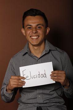 Happiness, Abel Facundo, Estudiante, UANL, Monterrey, México