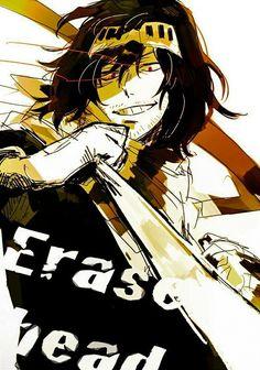 - Boku no Hero Academia - Eraserhead