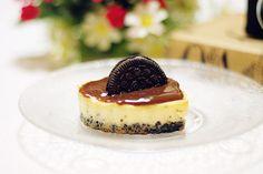 Receita de Cheesecake by Paula Buzzo