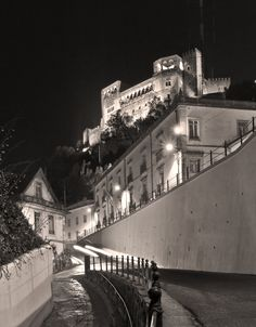The castle of my city by Jose Barbosa - Leiria, Portugal