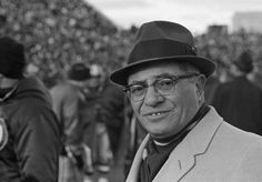 """Vince Lombardi - AP Photo - """"Winning isn't everything, but wanting to win is."""""""