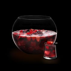 A luscious blend of fresh berries, Hennessy Black & Red Wine; a lighter expression of traditional sangria.