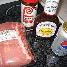 Crockpot Barbecue Pulled Pork