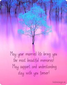 Maybe later when im 35 or Before marriage a girl has to make love to a man to hold him. Short Wedding Wishes Quotes Message. New Marriage Quotes, Beautiful Marriage Quotes, After Marriage, Wedding Wishes Messages, Wedding Anniversary Wishes, Happy Anniversary, Marriage Anniversary, Anniversary Quotes, Anniversary Cards