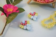 Colorful Statement Earrings — Biscuits & Bow Ties