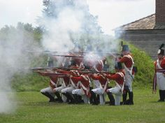 Fort George, Niagara On The Lake-GREAT tours and GHOST walks here!