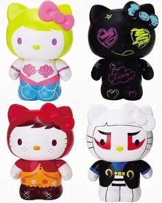 Check out these bad boys. Hellooooooo Kitty!