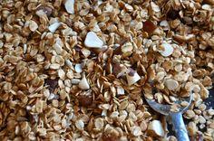 Granola Recipe: The Ultimate Easy Mix Granola, Stuffed Mushrooms, Vegetables, Easy, Recipes, Food, Stuff Mushrooms, Recipies, Essen