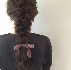 Effortless Side Braid - 30 Elegant French Braid Hairstyles - The Trending Hairstyle French Braid Hairstyles, Messy Hairstyles, Pretty Hairstyles, Moustaches, Hair Day, Rapunzel, Gorgeous Hair, Hair Looks, Her Hair