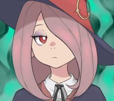 Sucy Manbavaran by vestradah on DeviantArt