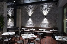 Silos restaurant by David Bardinin and Sestini & Corti, Turin – Italy » Retail Design Blog
