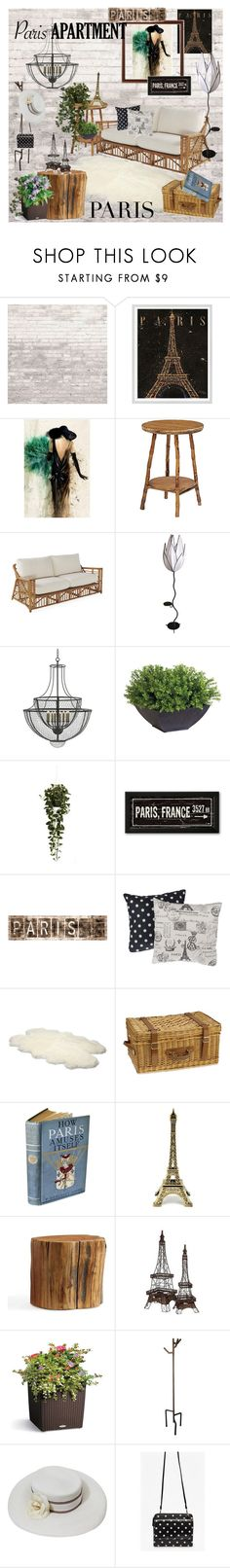 """""""Charming ....."""" by forgottenmelody ❤ liked on Polyvore featuring interior, interiors, interior design, home, home decor, interior decorating, WALL, Leftbank Art, Rovan and Ethan Allen"""