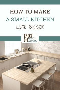 How to create a cozy and free flowing kitchen in a minimal space?It matters the number of items, wall color, lighting. Our five tips will help you beat the limited space, making it a virtue. Diy Kitchen Decor, Kitchen Styling, Kitchen Furniture, Kitchen Ideas, Kitchen Design, Home Decor, Dish Storage, Layout, Beautiful Interior Design